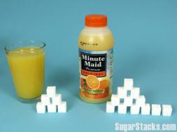 Sugar in OJ