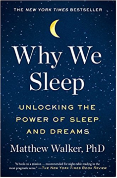 Why we sleep cover